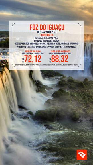 Foz do Iguacu 15 09 21