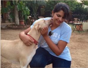 Manjiri Latey ~ Animal Communicator & Animal Communication Instructor