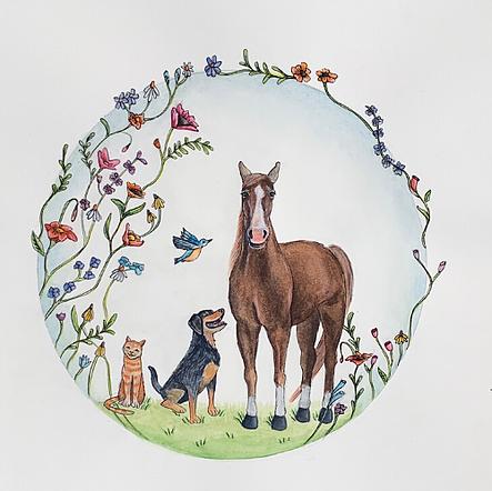 Kristine Disney ~ Animal Communicator