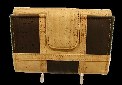 Large Wallet - Brown