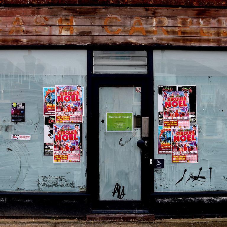 What's In Store: Imagining Future High Streets