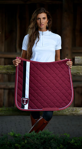 Torpol Active Stripe Saddle Pad