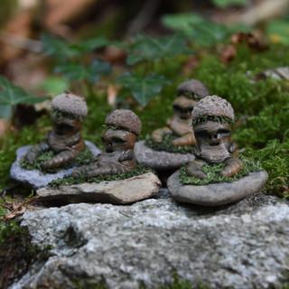 Groupe de Skos - Gardiens de la Forêt