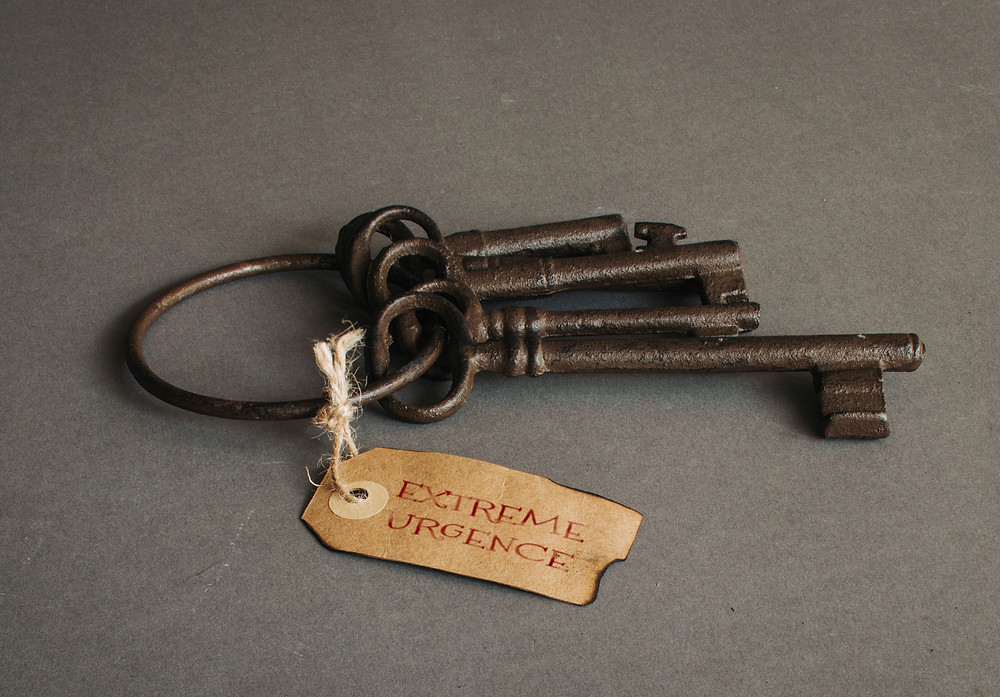 Vieilles clefs