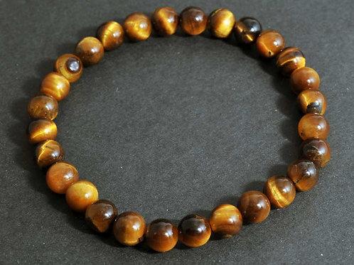 Bracelet pierre - Bracelet oeil de tigre