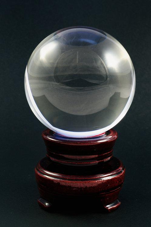 Boule de cristal petit modèle