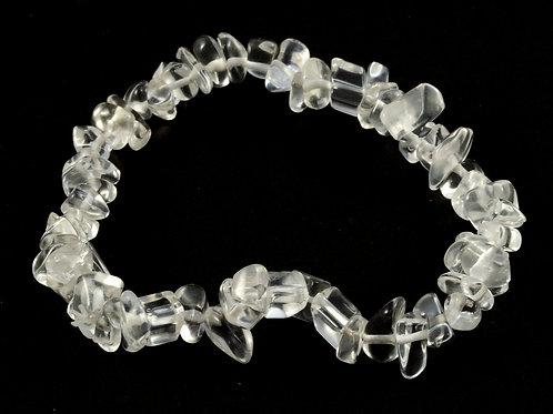 Bracelet pierre - Bracelet cristal de roche