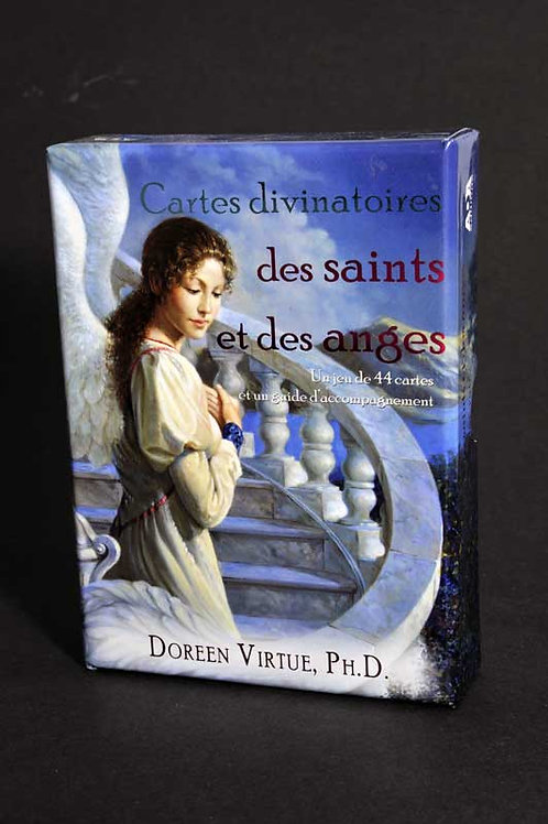 Cartes divinatoires des Saints et des Anges
