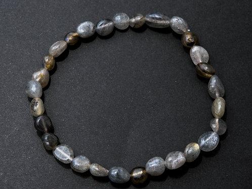 Bracelet Pierre - Bracelet labradorite