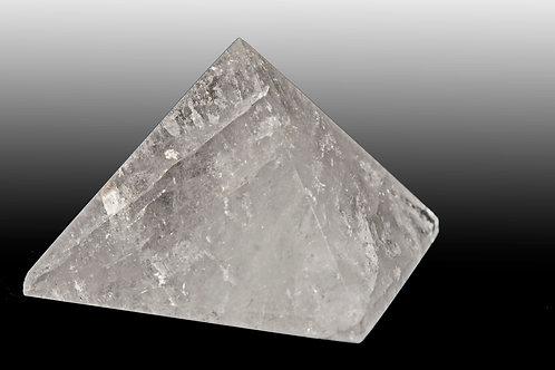 Pyramide cristal de roche - Pyramide pierre