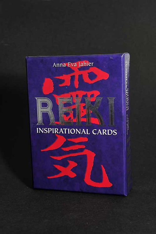Cartes d'inspiration Reiki