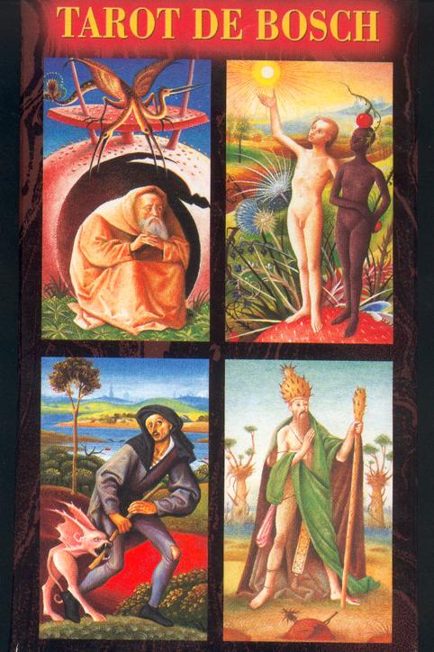 Tarot divinatoire Tarot de Bosch