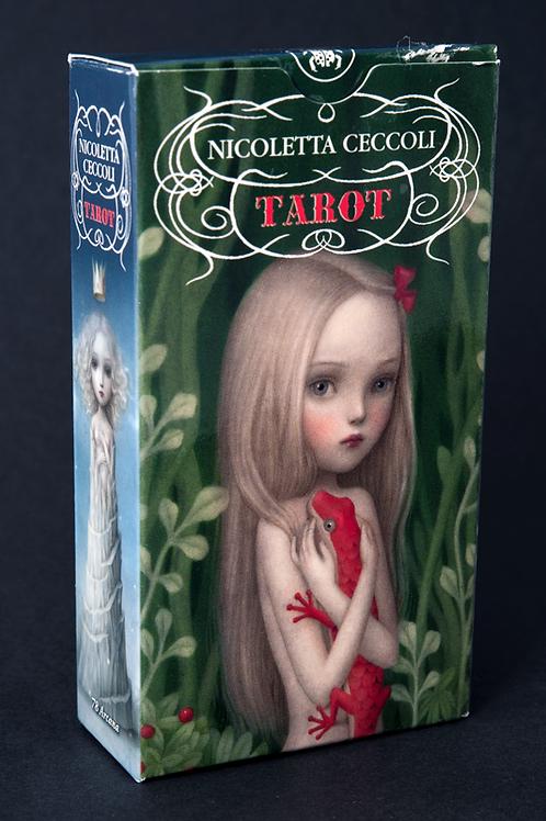 Tarot Nicoletta Ceccoli