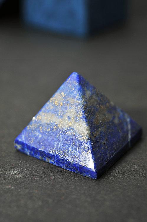 Pyramide Lapis lazuli -  Pyramide pierre