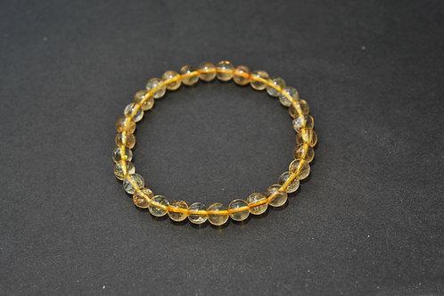 Bracelet Pierre - Bracelet citrine