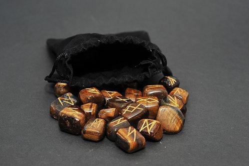 Runes Oeil de Tigre