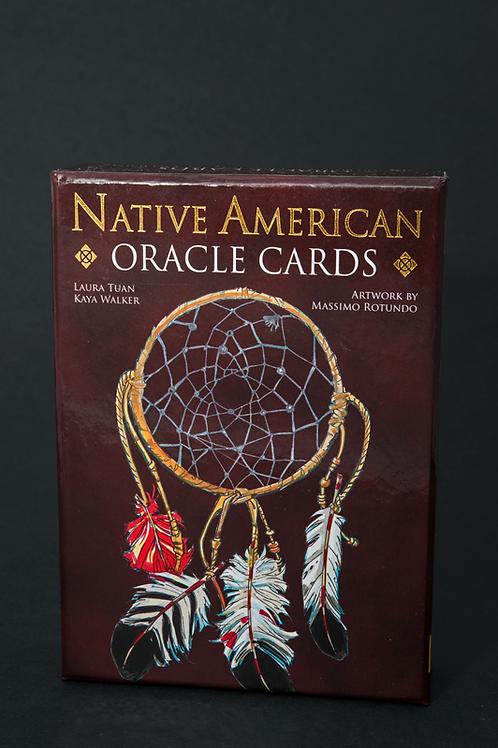 Oracle des Amérindiens