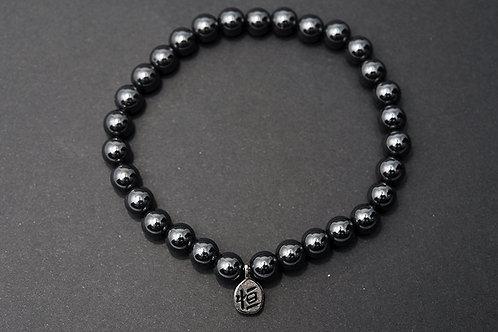 Bracelet pierre - bracelet Hématite