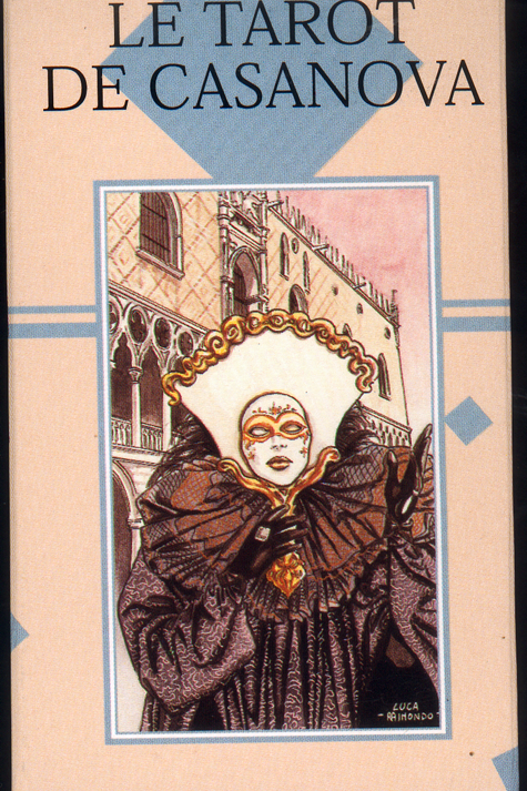 Tarot divinatoire Tarot de Casanova