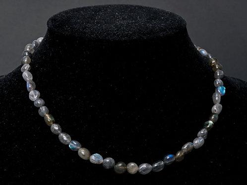 Collier pierre - Collier Labradorite