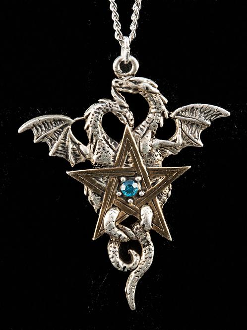 Pendentif Étoile du dragon