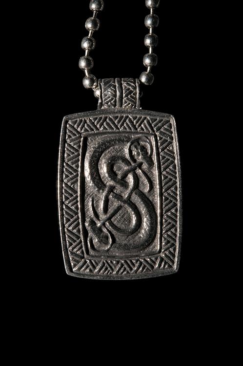 Pendentif Serpents d'Hurnes