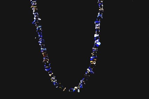 Collier pierre - Collier lapis lazuli