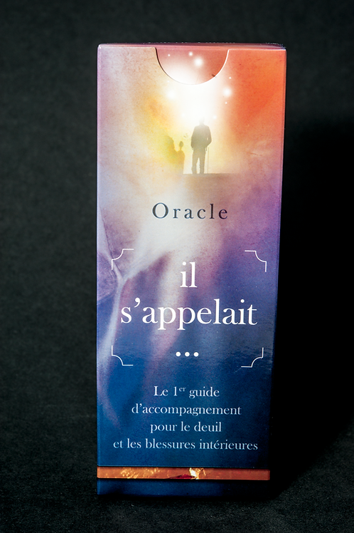 Oracle Il s'appelait