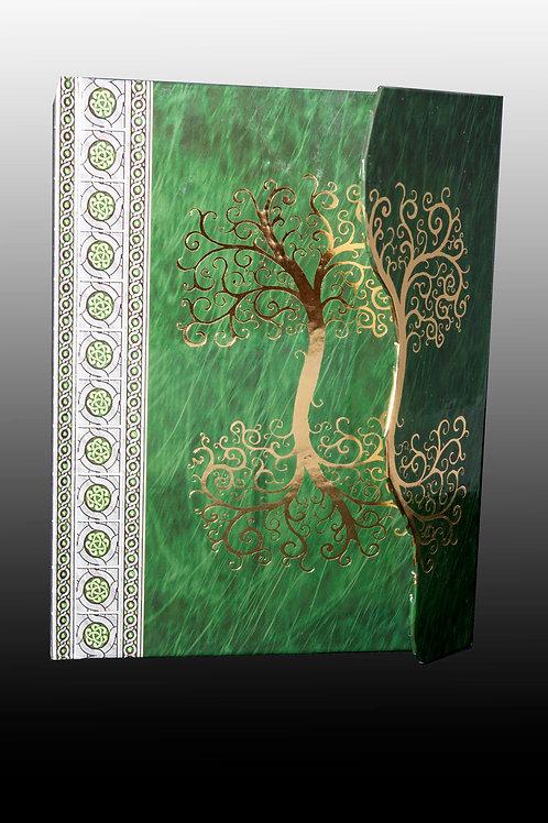 Carnet arbre celtique