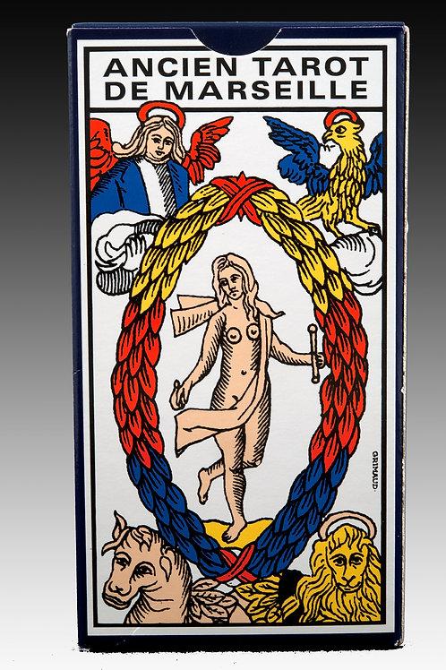 Tarot divinatoire Tarot de Marseille