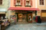 La Dame Blanche, boutique ésotérique, Grande rue, Bourg saint Maurice