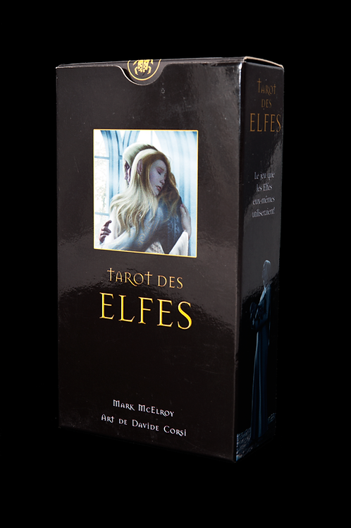 Tarot divinatoire Tarot des Elfes