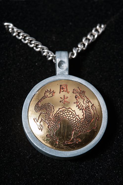 Pan K'uei talisman chance, prospérité, santé