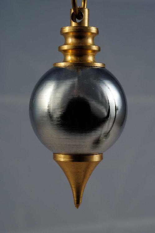 Pendule séphoroton métal