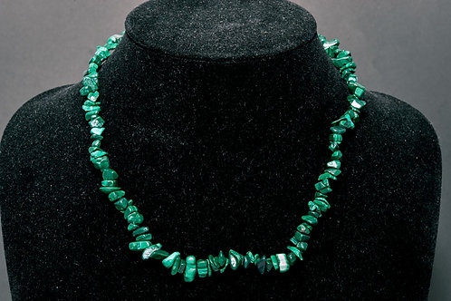 Collier pierre - Collier Malachite