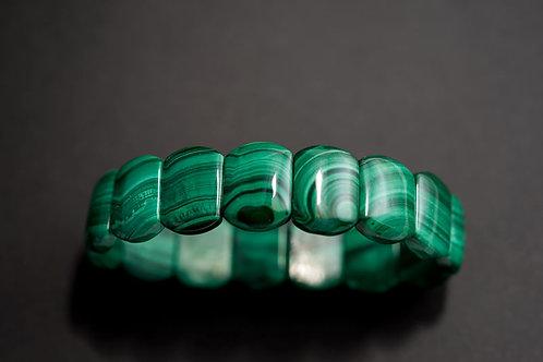 Bracelet Pierre - Bracelet Malachite