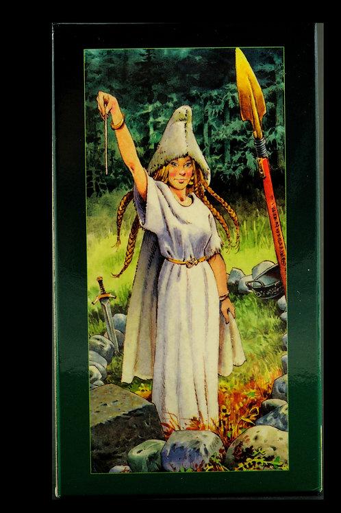 Tarot divinatoire Tarot des druides