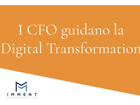 I motivi per cui i CFO guidano la Digital Transformation