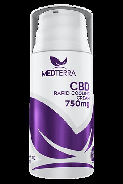 Rapid Cooling Cream 750mg