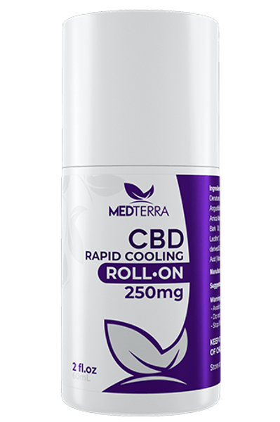 Rapid Cooling Roll-On 250mg