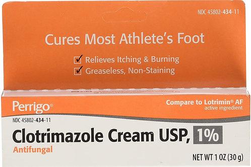 Clotrimazole Cream 1% 30 gm. Tube