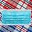 Thumbnail: 8隻裝「浮水雞泡魚」花紋口罩