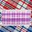 Thumbnail: 30隻「混血紅白藍」元祖格仔紋口罩