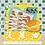 Thumbnail: 8隻裝「茶記菠蘿油」花紋口罩