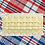Thumbnail: 8隻裝「疊水金牛」花紋口罩