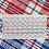 Thumbnail: 8隻裝「拾貳色金平糖」花紋口罩