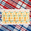 Thumbnail: 8隻裝「難分柑與橙」花紋口罩