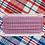 Thumbnail: 30隻「時髦紅白藍」花紋口罩