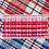 Thumbnail: 30隻「山寨紅白藍」冒牌格仔紋口罩