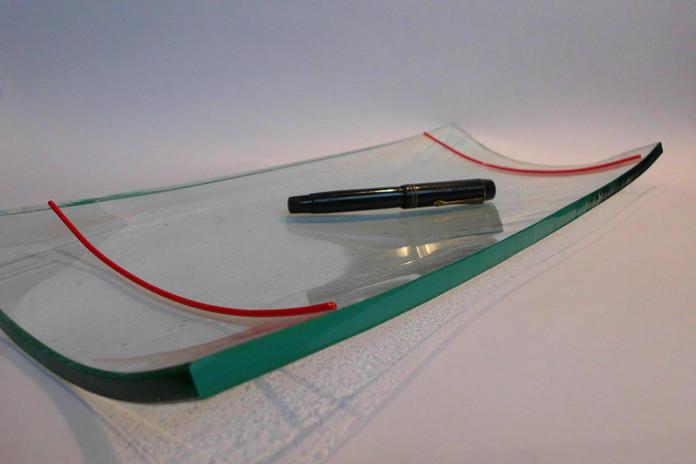 Stifteschale Recyclingglas